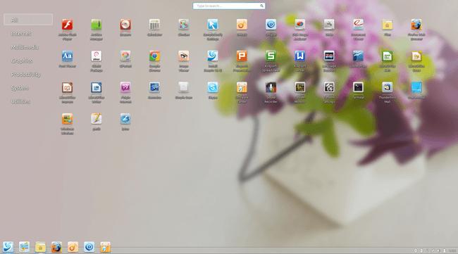 deepin linux desktop environment