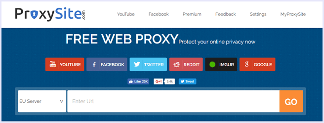 proxy site access blocked sites