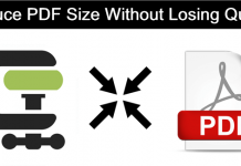 How To Reduce PDF Size Without Losing Quality