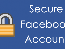 How To Secure Facebook Account From Hackers