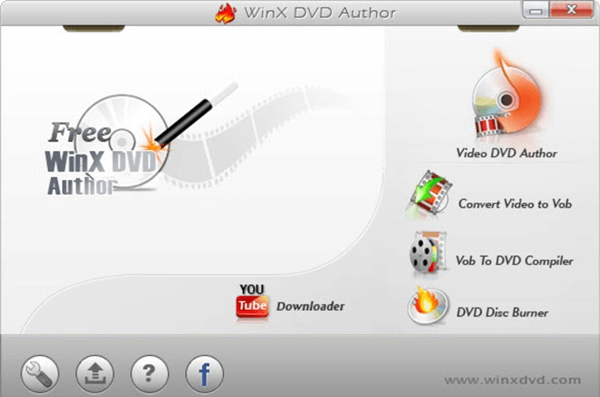 winx dvd author dvd burner