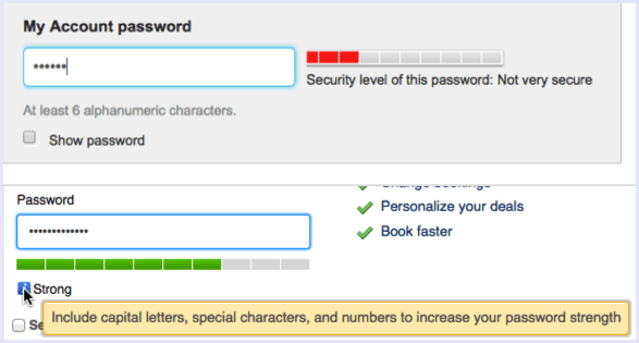 create strong gmail passwords