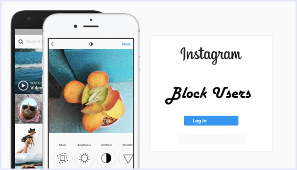 instagram login