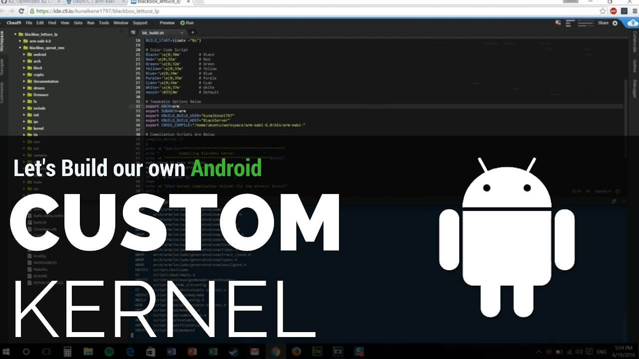 Install Custom Kernel