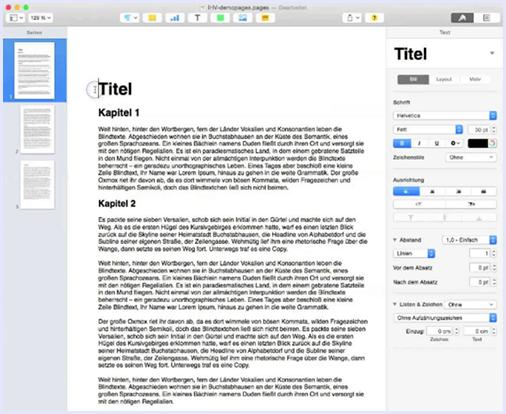iwork apple document