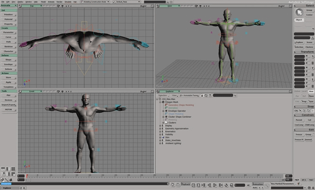 autodesk softimage