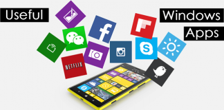 Top 10 Best Useful Apps For Windows Phone - 2017