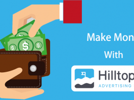 Make Money Online HilltopAds