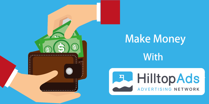 Get paid to post ads on your website or blog