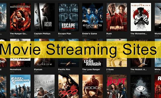 Top 10 Best Movie Streaming Sites
