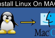 How To Run/Install Linux On Mac