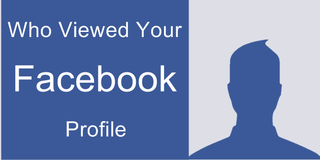 How To See Who View Your Facebook Profile