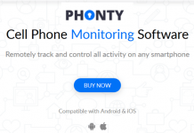 phonty review mobile tracking app