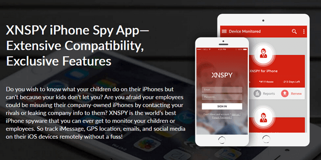 Xnspy Review: Potent Tracking App For iPhone