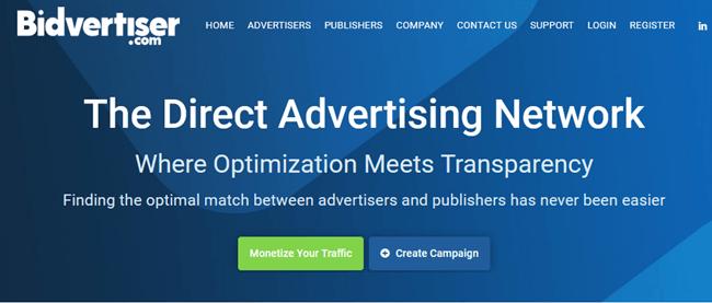 bidvertiser ppc sites