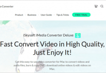 How To Compress MP4 To Smaller Size Video With iSkysoft iMedia Converter Deluxe