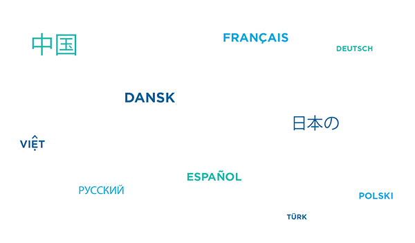 languages supported