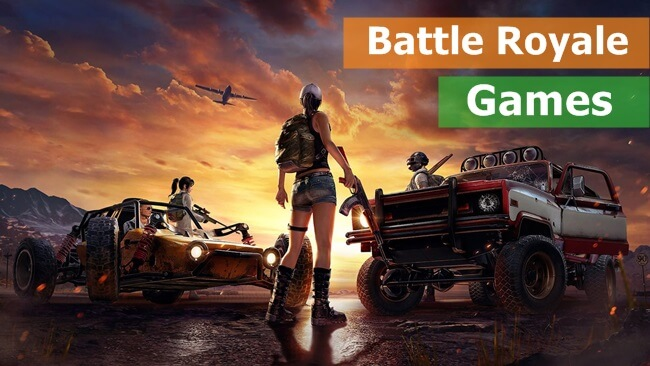 Top 10 Best Battle Royale Games For Android