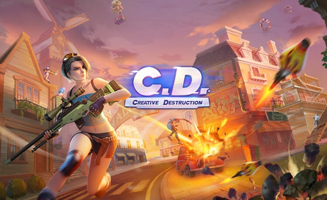 Creative Destruction Game