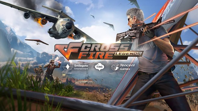 CrossFire Legends Game
