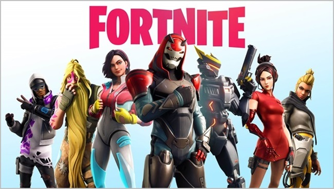 Fortnite Battle Game