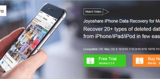 Joyoshare iPhone Data Recovery Thumbnail