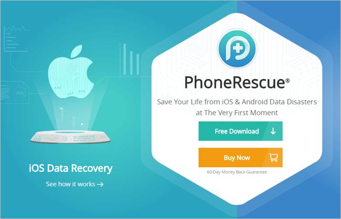 PhoneRescue For iOS