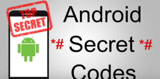 Android secret codes list thumbnail