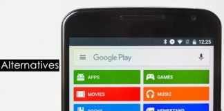 Best google playstore alternatives