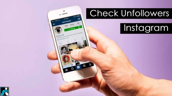 How to check unfollowers on instagram