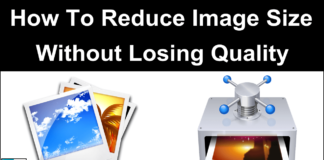How to compress image file size without losing quality