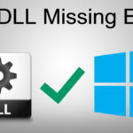 How to fix dll file missing error on windows