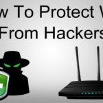 How to protect wifi password from hackers