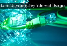 How to reduce internet data usage on pc windows 7 8 10