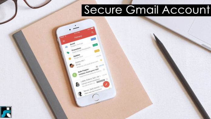 How to secure gmail account from hackers
