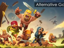 similar games likes clash of clans alternatives