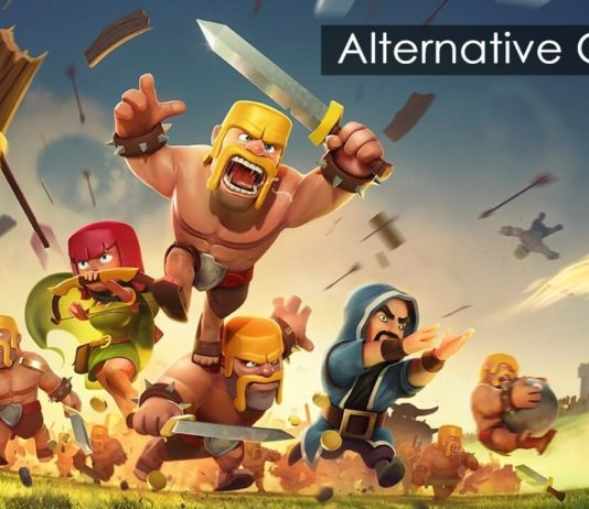 similar games likes clash of clans alternatives