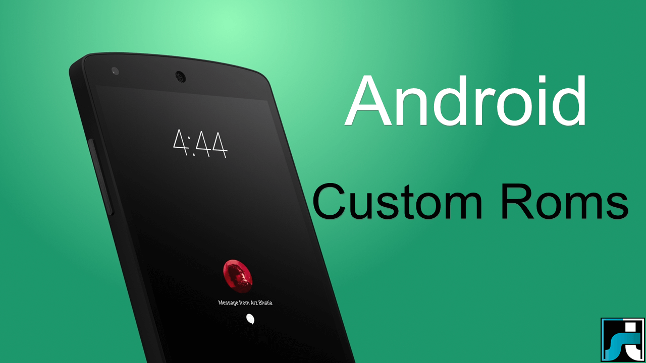 Top 10 best android custom roms