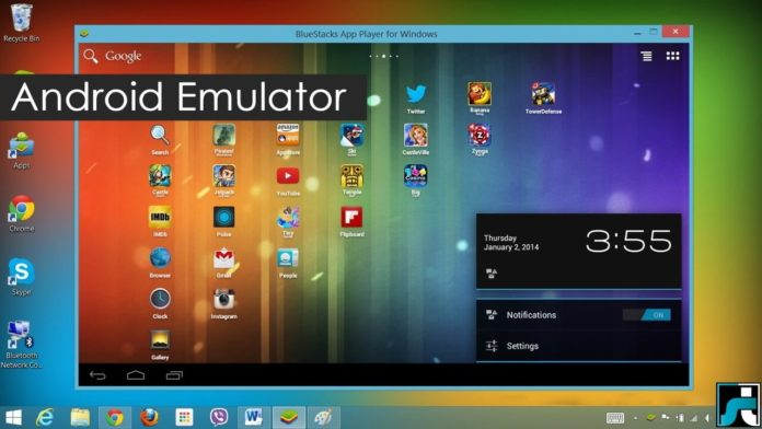 Top 10 best android emulator for pc windows