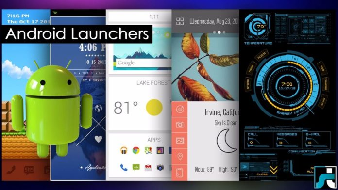 Top 10 best launchers for android