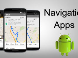 Top 10 best maps navigation apps for android