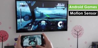 Top 10 best motion sensor games for android
