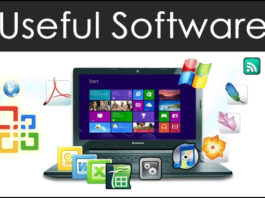 Top 10 best useful software for windows 7 8 10 pc