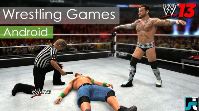 Top 10 best wrestling games for android