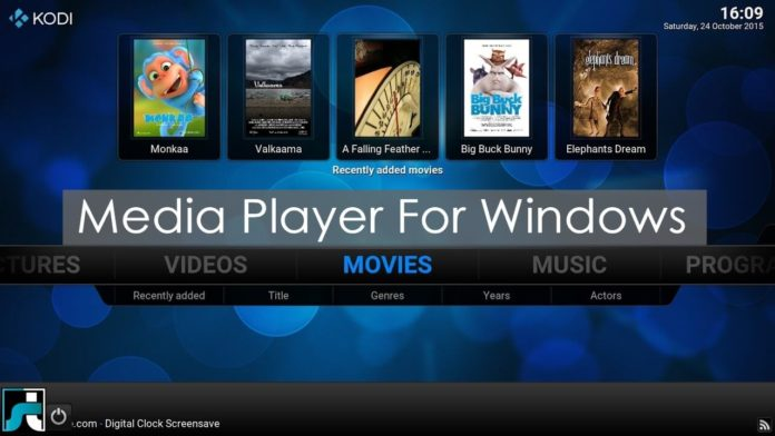 Top best media player for windows pc