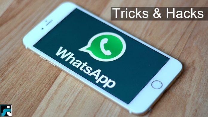 Whatsapp tricks tips hacks