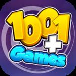 1001+ Games Logo