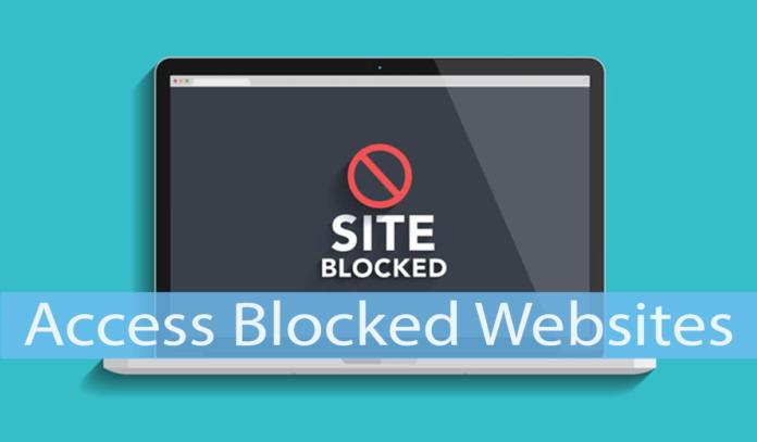 Access Blocked Websites Thumbnail