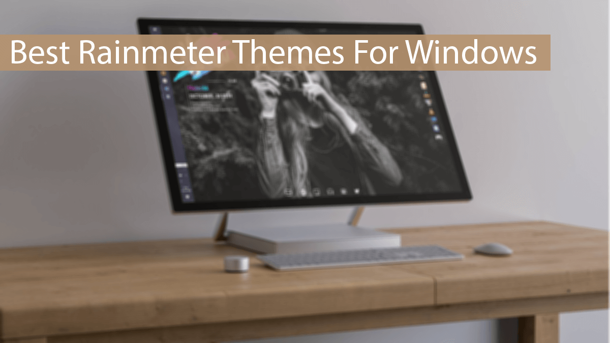 30+ Best Rainmeter Skins For Windows To Download (Similar Themes) | Safe Tricks