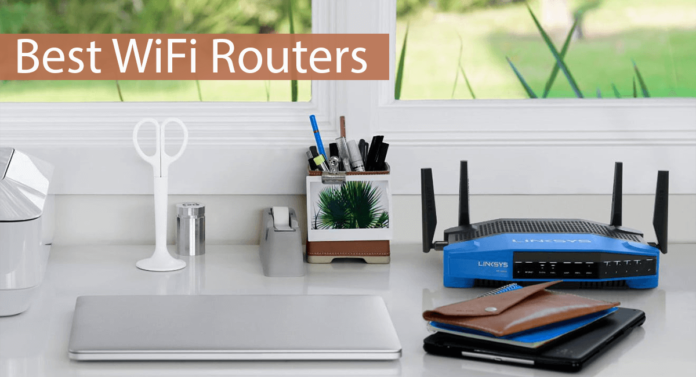 Best WiFi Routers Thumbnail